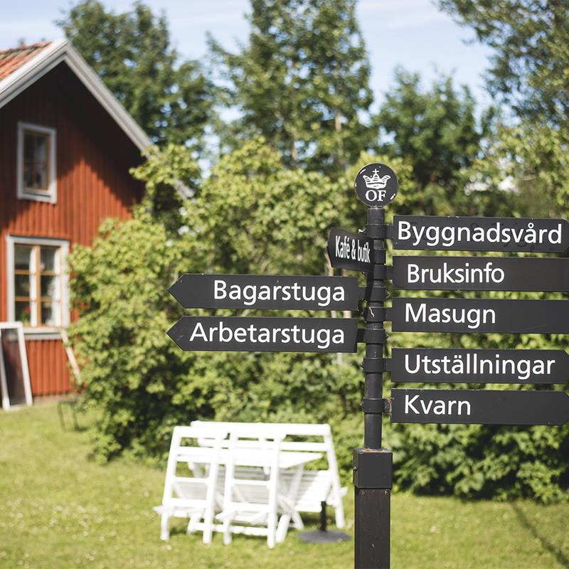 Olofsfors Bruk, Nordmalings kommun